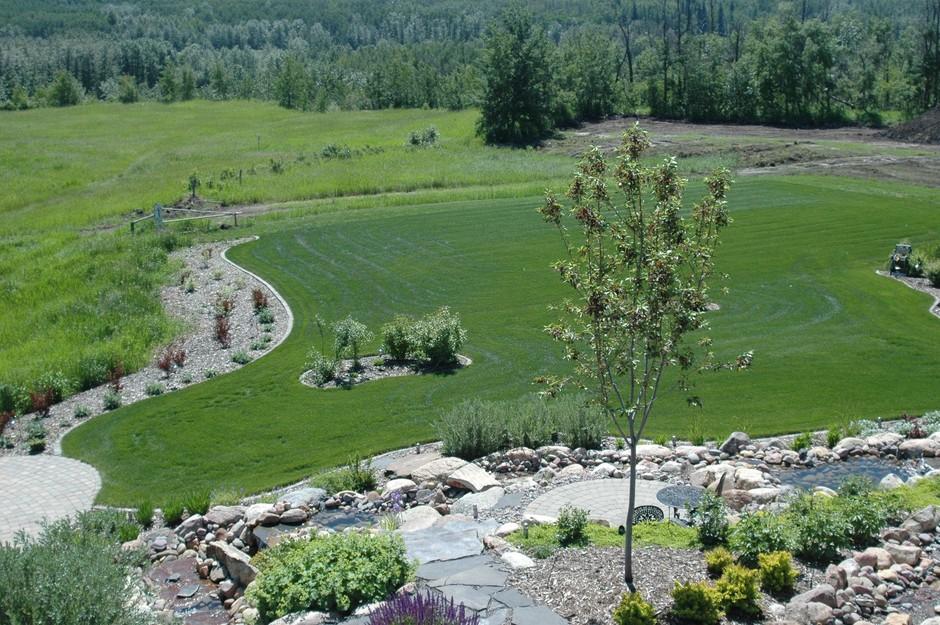 Earthworm Landscaping Design Edmonton